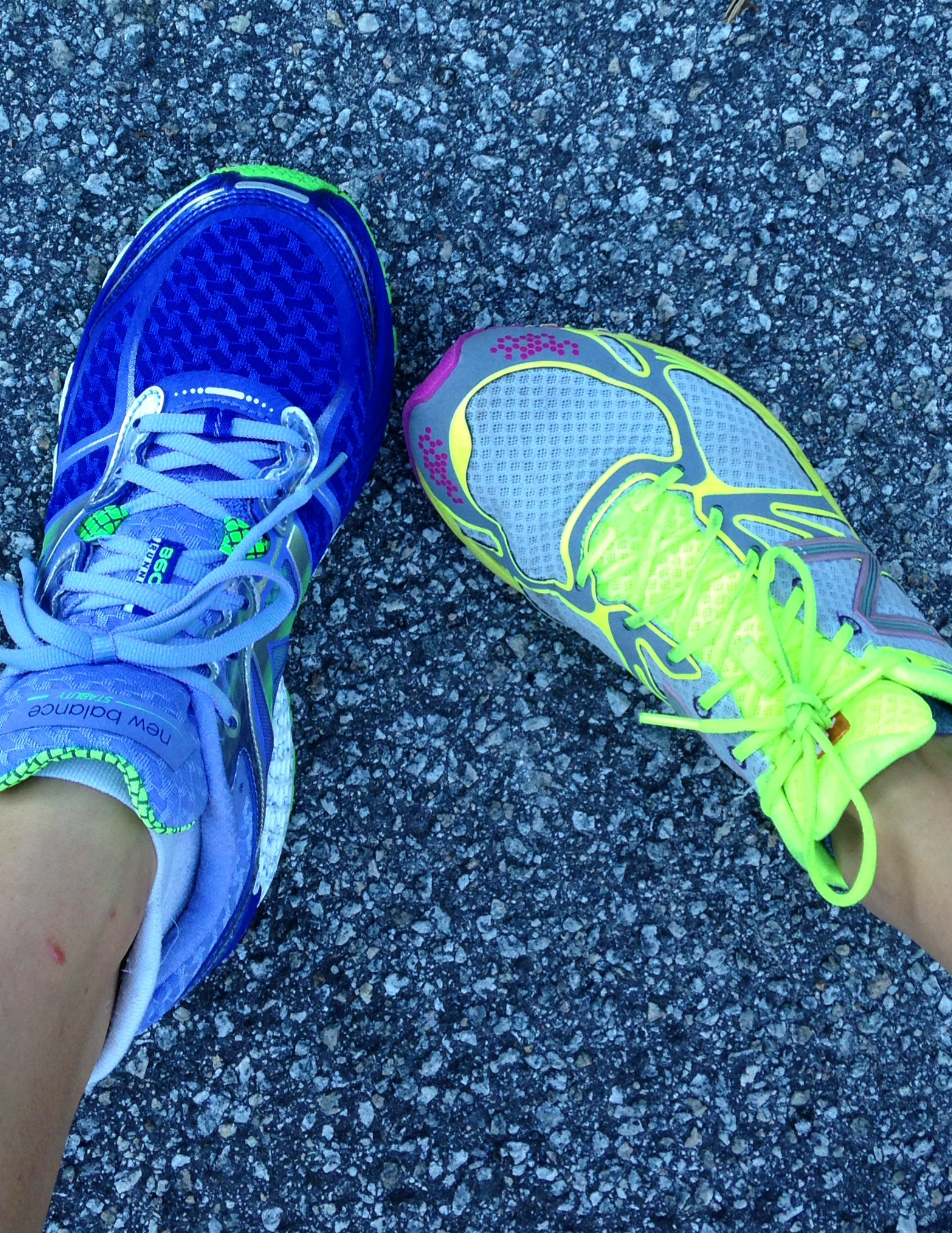 New Balance 860. Even our running shoes ...